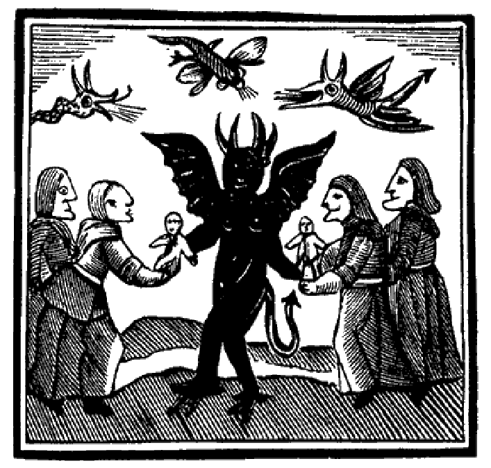 the history of witchcraft Charles leland (1824-1903) published a book in 1899: aradia: gospel of the witches 8 leland was the founder of the gypsy lore society, editor of the philadelphia.